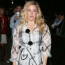 Ellie Goulding – Emporio Armani Fashion Show at 2017 London Fashion Week