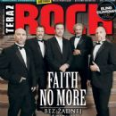 Faith No More - Teraz Rock Magazine Cover [Poland] (May 2015)