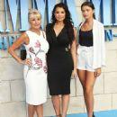 Jessica and Natalya Wright – 'Mamma Mia! Here We Go Again' Premiere in London - 454 x 544