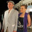 Jonathan Ames and Fiona Apple - 454 x 529