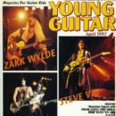 Ace Frehley, Paul Stanley, Steve Vai & Zakk Wylde