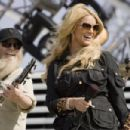 """Jessica Simpson - May 08 2008 - Rehearsals For The """"America: United In Support Of Our Troops Concert"""""""