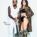 Ben Harper, Isabeli Fontana - Vogue Magazine Pictorial [Brazil] (September 2013) - 454 x 608