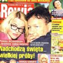 Monika Richardson, Zbigniew Zamachowski - Rewia Magazine Cover [Poland] (4 April 2012)