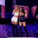 Taylor Swift and Selena Gomez Performs At The 1989 World Tour In Los Angeles