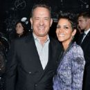 """Tom Hanks and Halle Berry attend the """"Cloud Atlas"""" premiere during the 2012 Toronto International Film Festival"""