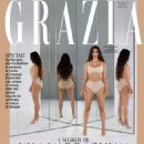 Kim Kardashian – Grazia Magazine (Italy – October 2020 issue) - 454 x 582