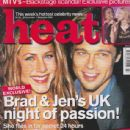 Jennifer Aniston - Heat Magazine Cover [United Kingdom] (25 November 2000)