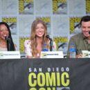 Adrianne Palicki – 'Orville' Panel at Comic Con San Diego 2019 - 454 x 305