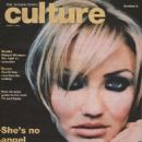 Cameron Diaz - Culture Magazine Cover [United Kingdom] (4 August 2002)