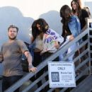 Selena Gomez leaves Nine Zero hair salon in West Hollywood, California on July 13, 2016 - 454 x 548