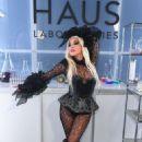 Lady Gaga – Haus Laboratories launch at Barker Hangar in Santa Monica
