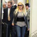 Lindsay Lohan Lockup Details