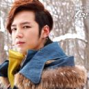Stills Cuts of Jang Geun Suk from Love Rain 2012