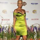Amber Rose at the 11th Annual Maxim Hot 100 Party in Los Angeles, California - May 18, 2010 - 395 x 594