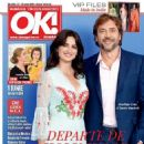 Penélope Cruz, Javier Bardem - OK! Magazine Cover [Romania] (7 June 2018)