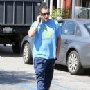 Adam Sandler is seen out and about in Brentwood CA March 24, 2017 - 454 x 583