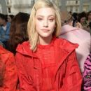 Lili Reinhart- Valentino : Front Row - Paris Fashion Week Womenswear Fall/Winter 2019/2020 - 454 x 681