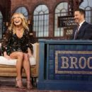 Kelly Ripa – Visits Jimmy Kimmel Live! in Hollywood