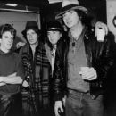 Stevie Ray Vaughan and Double Trouble with Mick Jagger - 454 x 344