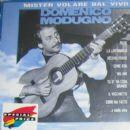 Domenico Modugno - Mister Volare Dal Vivo