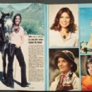 Candice Bergen, Maud Adams, Raquel Welch, Barbra Streisand, Jennifer O'Neil - Cine Revue Magazine Pictorial [France] (14 August 1975) - 454 x 296