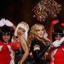 Super Bowl XLVI Halftime Show starring Madonna and Nicki Minaj  (2012) - 396 x 594