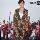 Maggie Grace – 'The Walking Dead' TV Show Screening in LA - 454 x 649