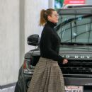 Ellen Pompeo – Leaves E Baldi in Beverly Hills
