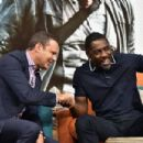 Idris Elba- August 2, 2017- Celebrities Visit Univision's 'Despierta America' - 454 x 303