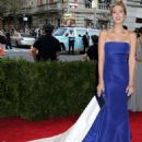 Ivanka Trump China Through The Looking Glass Costume Institute Benefit Gala In Nyc