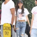 Victoria Justice Street Style 05/13/2019