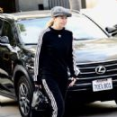 Ellen Pompeo – Shopping at Hermes in Beverly Hills - 454 x 632