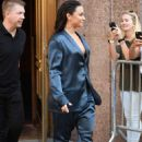 Demi Lovato – Leaving Z100 Radio Station Studios in NYC