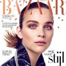 Harper's Bazaar Netherland November 2014 - 350 x 472