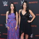 Brie and Nikki Bella – WWE FYC Event in Los Angeles - 454 x 613
