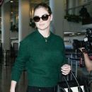 Kate Upton In Jeans Arrives At Lax Airport In La