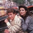 Tom Berenger and Madolyn Smith Osborne