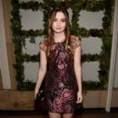 Actress Liana Liberato arrives at ELLE's 21st Annual Women In Hollywood at Four Seasons Hotel Los Angeles at Beverly Hills on October 20, 2014 in Beverly Hills, California - 395 x 594
