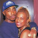 Yolanda Whittaker and Tupac Shakur - 427 x 640