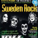 KISS - Sweden Rock Magazine Cover [Sweden] (October 2018)