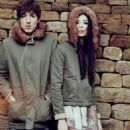 Cristina Piccone and Oliver Sykes