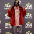 14th April 2013. MTV Movie Awards 2013.Sony Studios Lot Culver City, CA.Pictured: Snoop Dogg