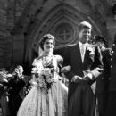 JFK and Jackie's Wedding, 1953