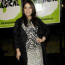 America Ferrera - Opening Night For Shrek The Musical, Arrivals (Dec 14 2008)