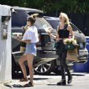 Ashley Benson and Cara Delevingne – Out in Los Angeles