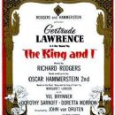 The King Amd I  1951 Original Broadway Cast Starring Yul Brynner - 252 x 395