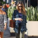 Jessica Alba – Out Shopping in Beverly Hills