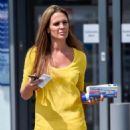 Danielle Lloyd – Out in Birmingham - 454 x 578