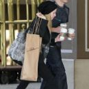 Avril Lavigne: Four Seasons Hotel with Brother Matthew!